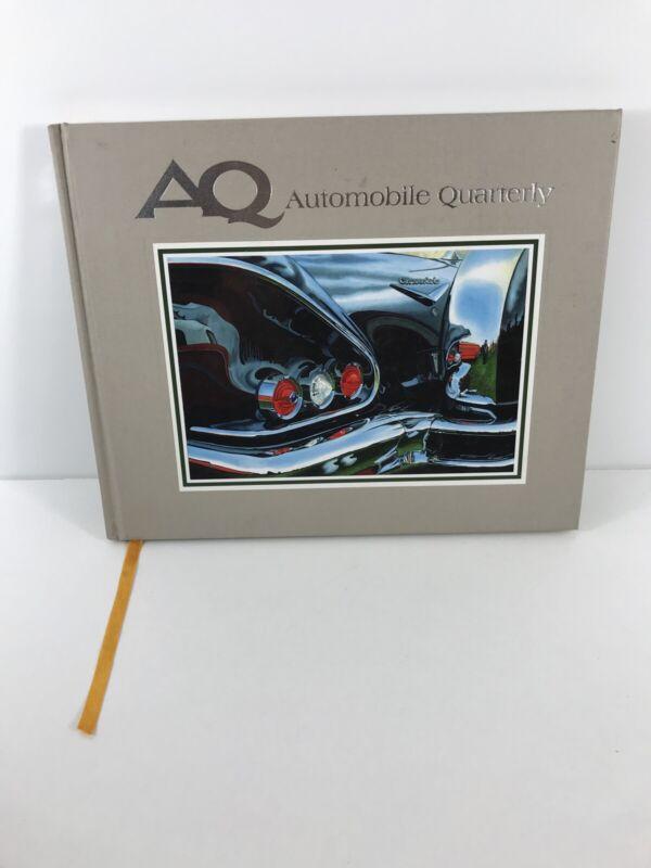 Automobile Quarterly  47 No 2 Car Collectible 58 Chevy Cover Nice