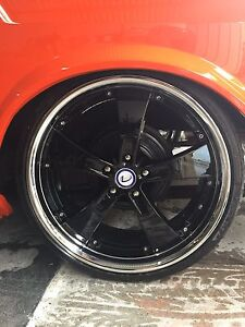 20 inch Zenetti Wheels with Tyres Narre Warren Casey Area Preview
