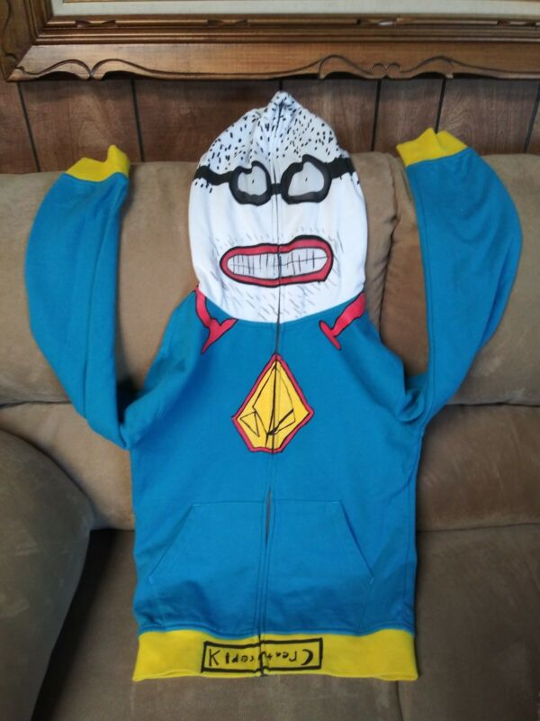 Volcom Kids Kreature Masked Hoodie...Size Small (56-68 lbs.)