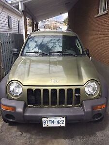 2004 Jeep Liberty - REDUCED