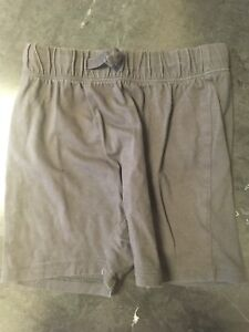 H&M charcoal grey shorts 12-18months