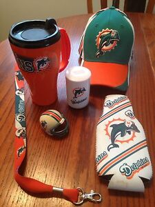 Miami Dolphins Collectables