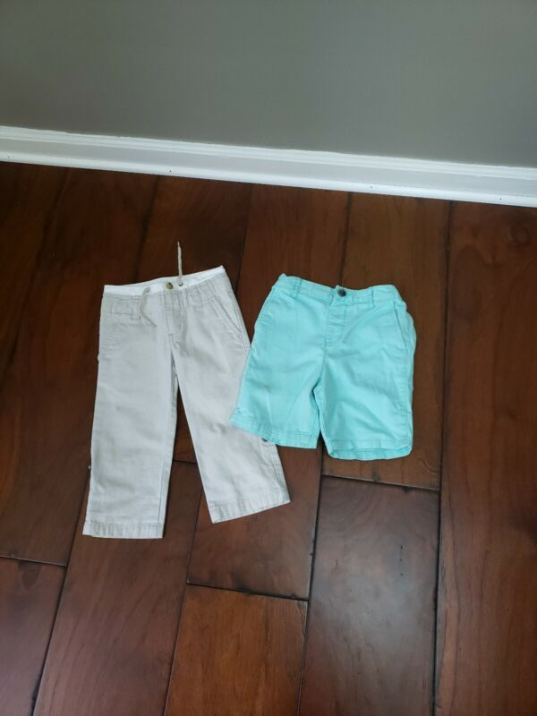Girls Lot Of 2: Shorts And Pants The Childrens Place And Gap Kids Size 4 T
