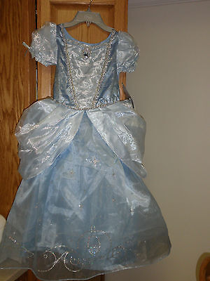 Cinderella Costume For Teens (Disney Store Cinderella Costume for Girls NEW medium)