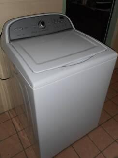 Whirlpool Cabrio H2 Low Washing Machine