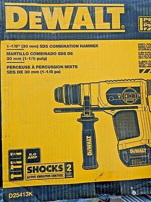 1 18 Sds Combination Hammer D25413k