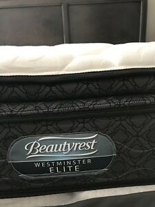 Beautyrest Westminster ELITE king size mattress