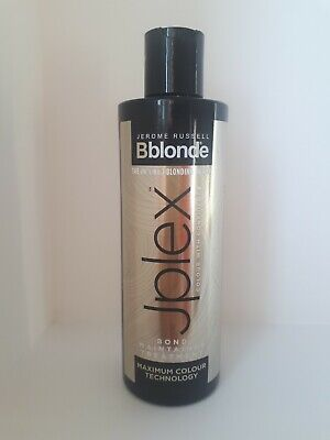 Jerome Russell Jplex Bond Maintainer Treatment- deep conditioning treatment.