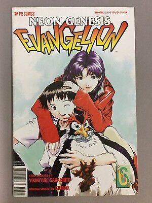 Neon Genesis Evangelion Nr. 6 Part Four  Viz Comics