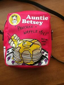 BETSY JOHNSON WAFFLE MIX BAG