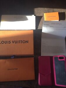 Limited addition Louis Vuitton iPhone 7 case