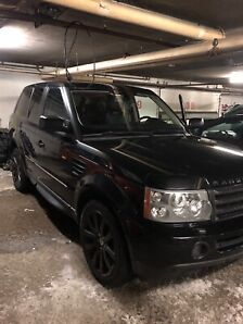 Range Rover sport supercharged...excellent condition à vendre