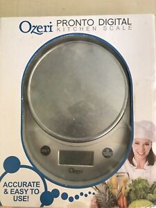 Used Ozeri Food scale for sale