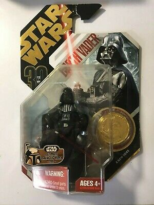 Star Wars 30th Anniversary DARTH VADER - Ultimate Galactic Hunt 2007 (Hunting Star)