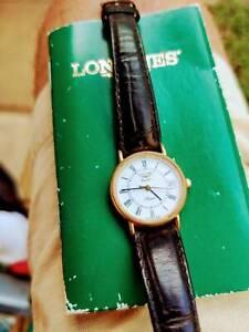 Ladies Longines Gold  Presence Quartz Watch