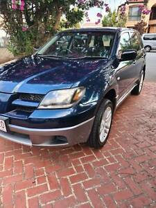 2004 Mitsubishi Outlander Ls 4 Sp Auto Sports Mode 4d Wagon Capalaba Brisbane South East Preview