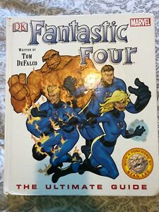 Fantastic four guide book
