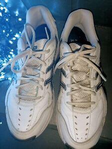 ASICS men's leather shoes