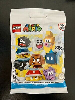 LEGO 71361 SUPER MARIO CHARACTER PACK BLIND BAG *IN HAND READY 2 SHIP* BRAND NEW