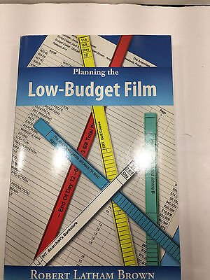 Low Budget Film - Planning the Low Budget Film