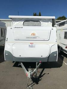 Jayco Discovery Poptop Youngtown Launceston Area Preview