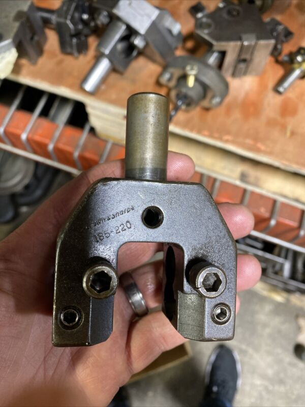 Brown And Sharpe 8pc Misc Screw Machine LOT.