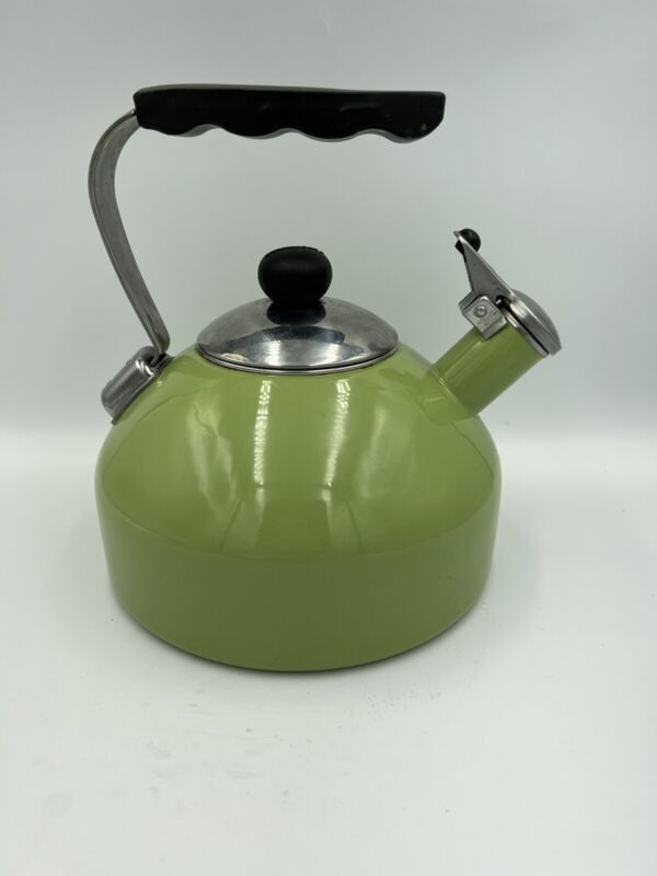 Faberware Luna Whistling Stovetop Tea Kettle