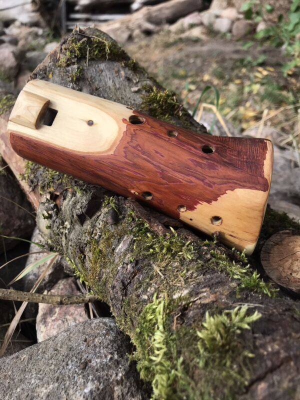 wood ocarina, forest flute