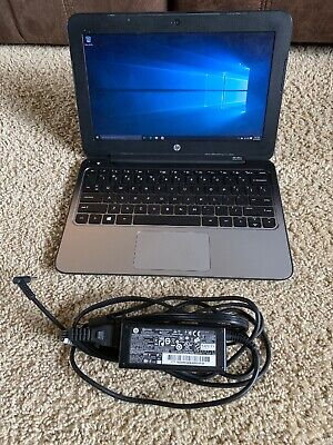HP Stream 11 Pro Laptop N2840 2.16GHz 2GB 32GB SSD Windows 10 ~ Great Condition