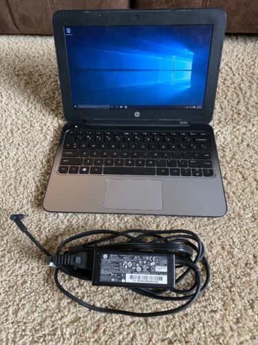 Laptop Windows - HP Stream 11 Pro Laptop N2840 2.16GHz 2GB 32GB SSD Windows 10 ~ Great Condition