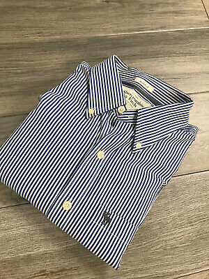 Abercrombie & Fitch Men's Button Down Long Sleeve Size:L