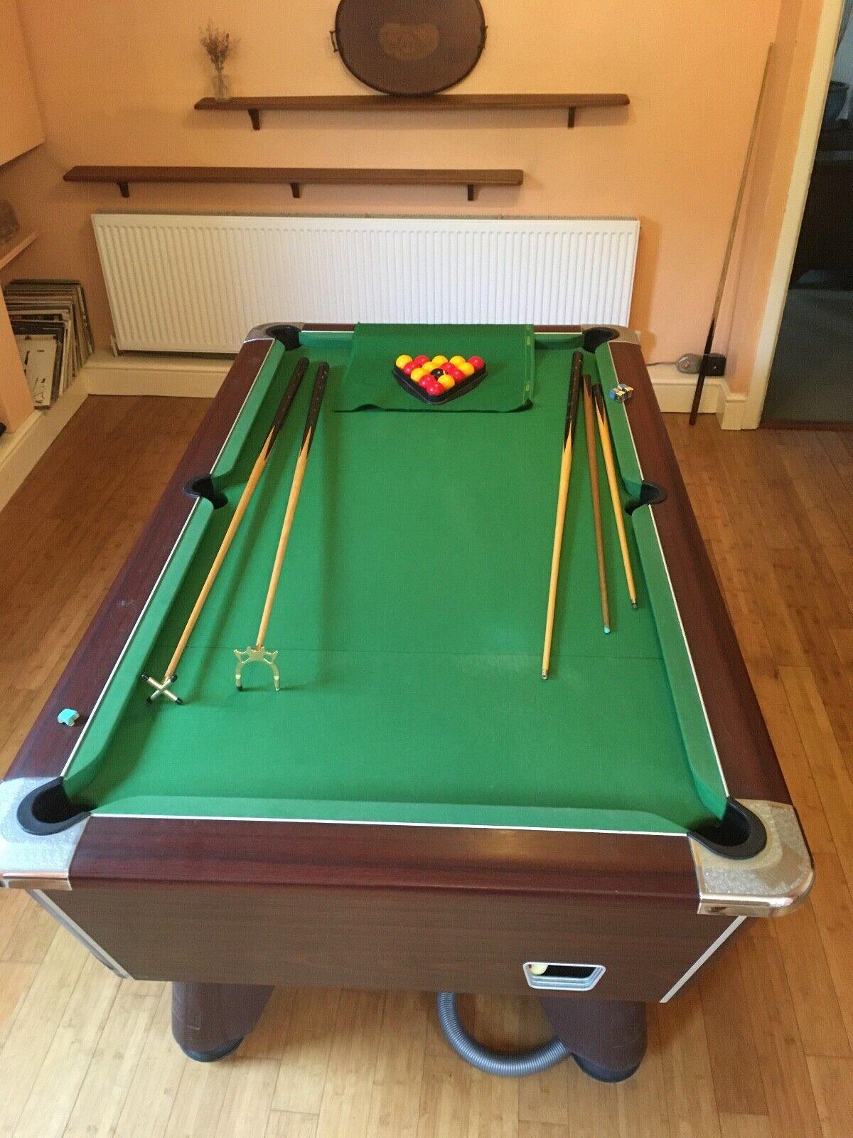 Pool table 7ft Supreme Winner