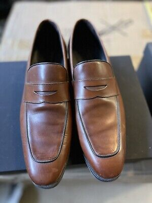 To Boot New York brown loafers! Size 43/10. Made in Italy! Worn once!