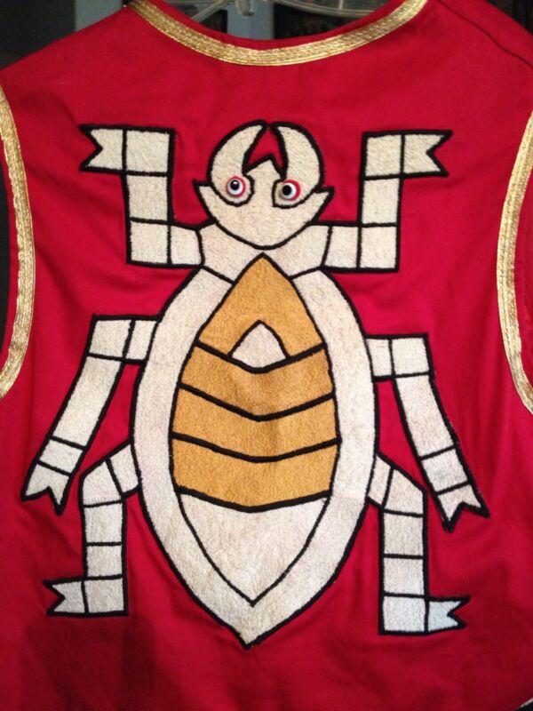 Order Of The Cooti Vintage Vest