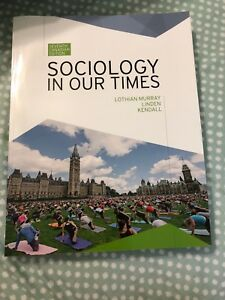 Sociology textbook (sociology in our times)