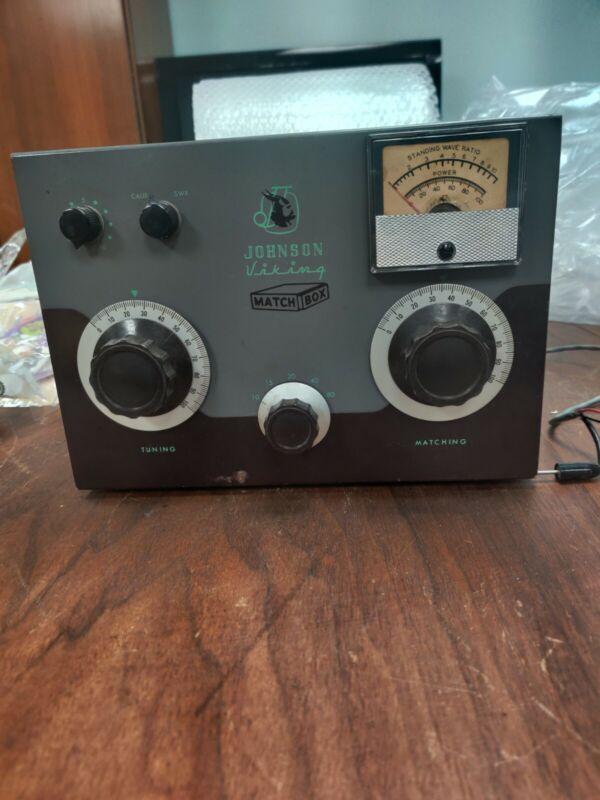 Johnson Viking Matchbox Model 250 - 23