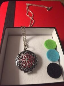 New Diffuser Necklace