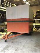 Furniture trailer tandem axle Spearwood Cockburn Area Preview