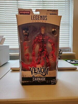 Marvel Legends Carnage Action Figure