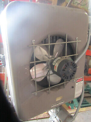 Mcquay Uhh-016a-a Hot Watersteam Unit Heater With Dayton Motor