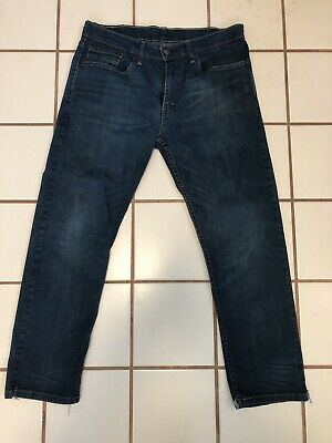 LEVIS Mens 502 Taper Fit (295070004 Rosefinch)  34x30