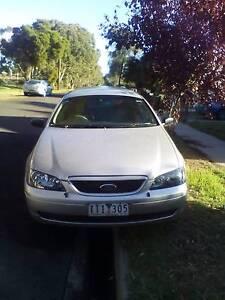 2005 Ford Falcon Wagon Bendigo Bendigo City Preview