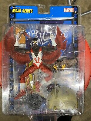 "Falcon Avengers Marvel Legends Toybiz Mojo Series 6"" Figure IP A"