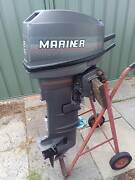 25HP Mariner Outboard Belmont Belmont Area Preview