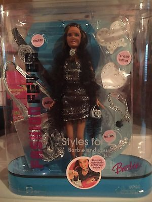 LOT OF 3-FASHION FEVER STYLES FOR 2 BARBIE AND YOU NRFB-VINTAGE TARGET RARE