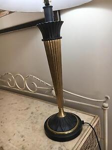 Art Deco inspired lamp (excellent used condition) Turramurra Ku-ring-gai Area Preview