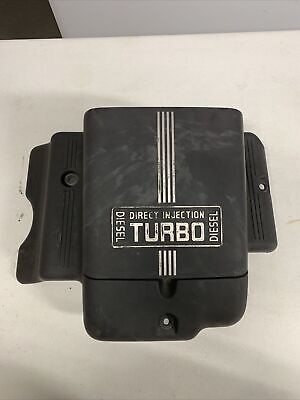 94-97 Ford F250 F350 Turbo Diesel Engine Fuel Filter Cover 7.3L Powerstroke