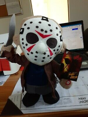 Halloween 2019 Friday 13 (FRIDAY THE 13TH JASON VOORHEES ANIMATED Halloween Scary FIGURE BY Magic Power)