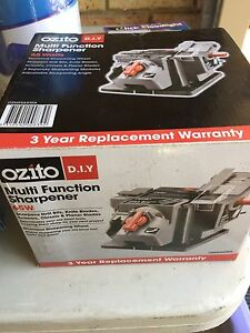 Ozito Multifuction sharpener Winthrop Melville Area Preview