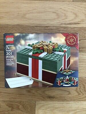 Lego 40292 Buildable Holiday Present Christmas Gift Promotional Item